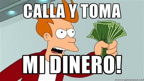 Dinero!!