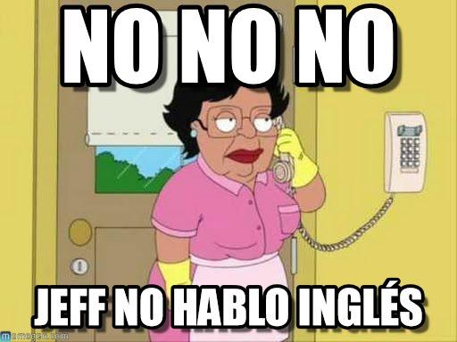 Hablar inglés es importante